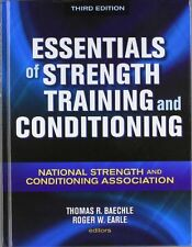 Essentials Of Strength Training And Conditioning by NSCA & Greg Haff
