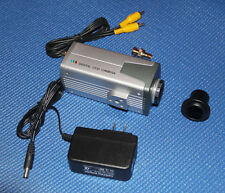 """New 1/3"""" SONY CCD Video Microscope Camera Electronic FOR TV Eyepiece"""