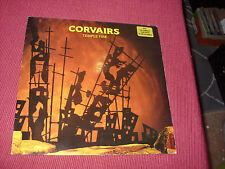 Corvairs: Temple Fire  NEAR MINT  1984  L'Invitation Au Suicide LP