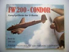 Waffen-Arsenal 52 FW 200 Condor Kampfgefährte U-Boote