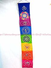 US SELLER- affirmation banner CHAKRA Wall Hanging SPIRITUAL  decor items