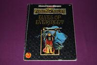 AD&D RPG JDR Jeu de Role - Forgotten Realms : Elves of Evermeet (FOR5)
