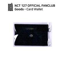 NCT 127 + NCTZEN 127 - 1st Fan Club Welcome Kit - Card Wallet