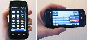 Nokia 5800 Navigation Edition Smartphone (GPS, 3,2 megapixels WLAN, NEW MINT