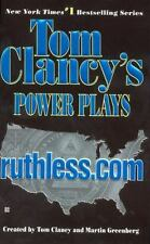 BUY 2 GET 1 FREE  Ruthless.com 2 by Tom Clancy (1998 Paperback)