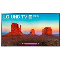 """LG 86UK6570 (86UK6570AUA) 86"""" Inch ThinQ 4K Ultra HD Smart LED TV"""