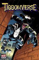 "Do You Pooh ""Tiggomverse"" Venom Homage PGX 10.0 Graded & Slabbed  Comic Book"