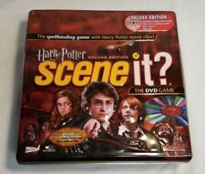 Scene It? Harry Potter Deluxe Edition by Screen Life 2005 Collector Tin COMPLETE