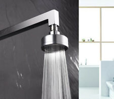 Bathroom Aluminum High Pressure High Flow Fixed 82mm Showerhead Bath Faucet