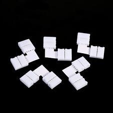 Für RGB 5050 LED Strip Lights ES Corner 4pin Solderless LED Streifen Anschlüsse