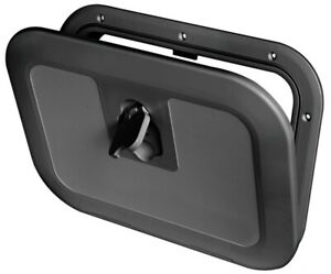 Inspektionsluke 380x280mm Trittsicher weiß creme grau schwarz Luke Decksluke