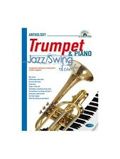 Jazz Swing Duets for Trumpet & Piano Learn to Play MUSIC BOOK & CD Trumpet Piano