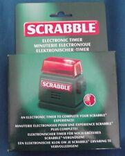Scrabble electrónico Temporizador