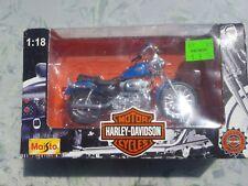 Harley Davidson MOTORCYCLE MAISTO XLH SPORTSTER 1200 Sturgis Hells Angels