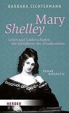 Mary Shelley von Barbara Sichtermann (Taschenbuch)