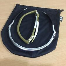 Oakley Pro M Frame Polished Aluminum & M Frame Vegas Gold frames 100% authentic