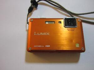 panasonic camera    dmc-FT1   as is parts repair   g1.12