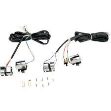 Harley Wide Glide FXWG 1985-1986 Chrome Handlebar Switch Kit