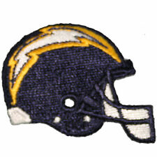 Los Angeles/San Diego Chargers 2-1/2 inch Embroidered Helmet Iron-On Patch