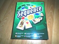 SEQUENCE CARD BOARD GAME