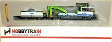 BLS Robel Tm 235 Type 54 avec Remorque EpVI Hobbytrain H23563 N 1:160 HS2 å