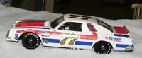 Dale Earnhardt #77 HY-Gain 1976 Chevy Malibu Limited 1:24 Nascar Die-Cast Action