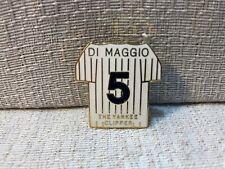 1981 Sports Photo Assoc Pin Proof Sheet Joe DiMaggio