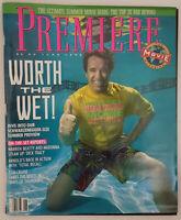 ARNOLD SCHWARZENEGGER Pedro Almodovar  TOM CRUISE Flatliners 1990 Premiere