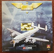 47506 1st Issue Military Lockheed Constellation USAF Corgi Archive