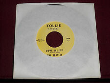 "THE BEATLES ""Love Me Do"" Tollie 9008"