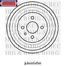 Brake Drum 1x Rear for OPEL MANTA 2.0 77-88 20E 20N 20S B Coupe Saloon BB