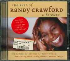 "RANDY CRAWFORD & FRIENDS ""The Best Of"" CD-Album"