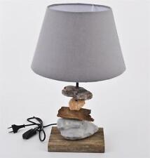 Lampes art déco en bois pour la maison