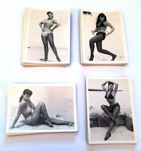 Bettie Page Queen Of Curves Complete Set Of Trading Cards (21st Century 1996)