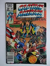 Captain America #264   X-Men   Bucky   Avengers   Falcon   Spider-Woman