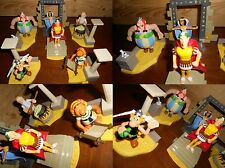 LOTTO HAPPY MEAL ASTERIX 2002 SERIE COMPLETA