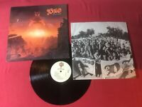Dio - The Last In Line  1984:Warner Bros. 9 25100-1 Allied Pressing *Vinyl EX++