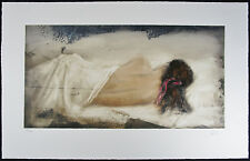 DOMENECH, Original Serigraph on Paper, First Thoughts, Signed Numbered