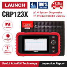 2020 Upgraded LAUNCH X431 CRP123X OBD2 Diagnostic Scanner ENG Fault Code Reader