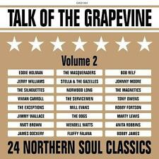 TALK OF THE GRAPEVINE VOLUME 2 Various NEW & SEALED NORTHERN SOUL CD (GRAPEVINE)