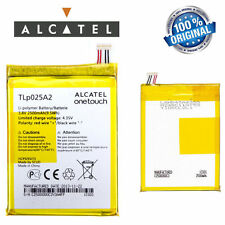 BATTERIA ORIGINALE ALCATEL 2500MAH PER ONE TOUCH SCRIBE HD 8000 8008D TLp025A2