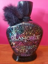 Designer Skin Glamorize 24X Bronzer Tanning Bed Lotion 13.5 oz Bottle