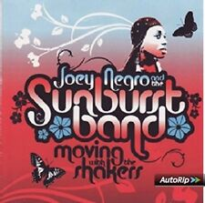 Joey Negro and the Sunburst Band Moving With the Shakers Neu OVP