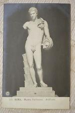 "CPA "" ROMA - Museo Vaticano - Antinoo"