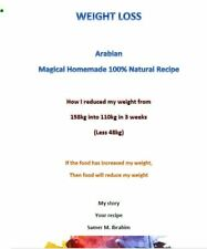 MY REAL STORY OF LOSING 48Kg - SECRETE $5 NATURAL HOMEMADE RECIPE