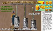 Railroad Roundhouse Stove Kits (3kits) Scale Model Masterpieces fsm HO/HOn3/1;87