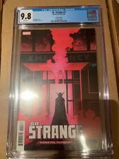 Doctor Strange: Surgeon Supreme #3 CGC 9.8 Walker variant Mark Waid