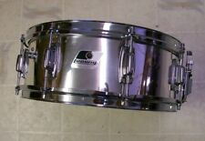 """Ludwig Snare Drum 14X5""""  Rockers 1980's U.S.A."""