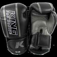 KING Boxhandschuhe KPB/BG Elite 1. 10-16oz. 100% Leder. Muay Thai.Training