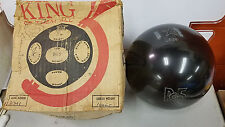ROTO GRIP RC5 Vintage 16# Rubber Bowling Ball original box 1970's